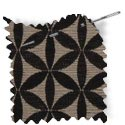 geometric fabric roman blinds Tapa Char thumbnail