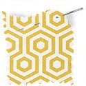 children fabric roman blinds hexagon saffron 1 thumbnail