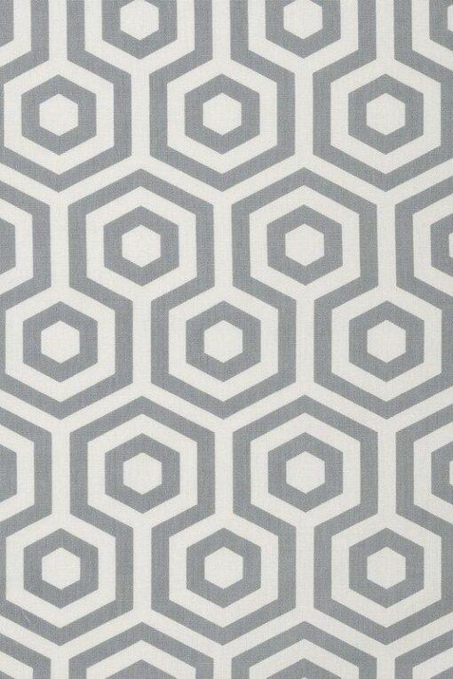 Hexagon Stone Roman Blinds Direct