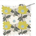 floral fabric roman blinds charlbury fennel 1 thumbnail