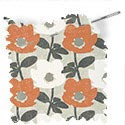 floral fabric roman blinds charlbury mango 1 thumbnail