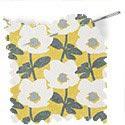 floral fabric roman blinds charlbury saffron 1 thumbnail