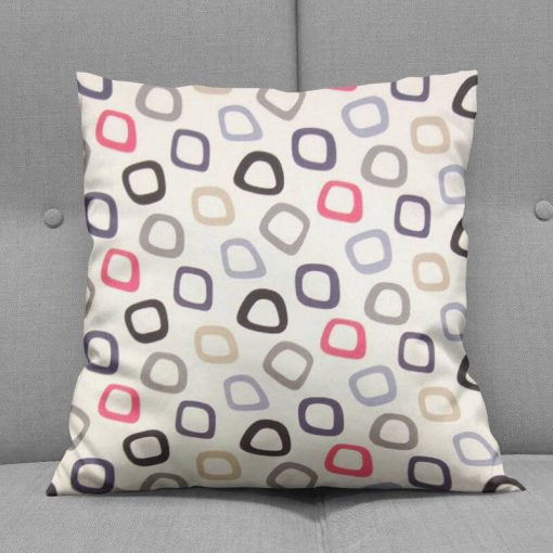 Tuba Admiral geometric fabric Cushions Covers NZ