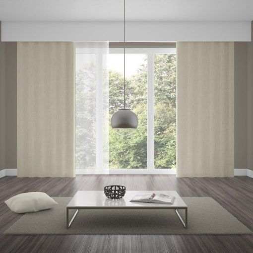 Bonny Castor Plain Fabric Curtains Online