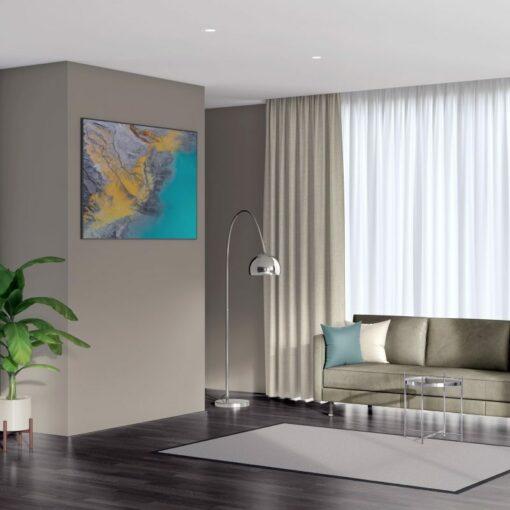 Bonny Castor Plain Fabric Curtains for Sale