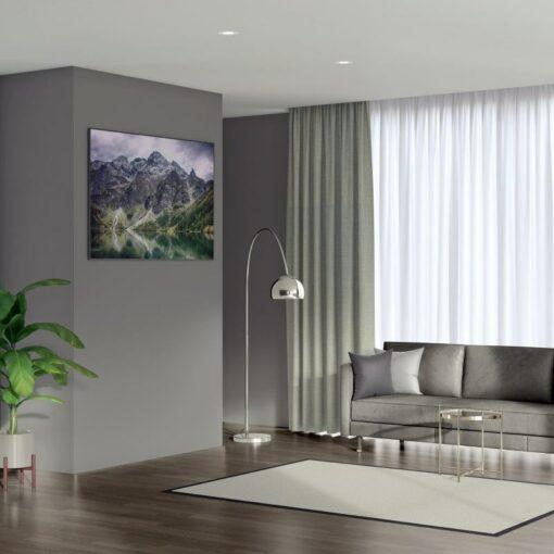 Bonny Lunar Plain Fabric Curtains for Sale