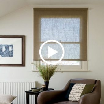 Measuring And Installation Roman Blinds Direct