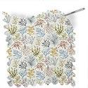 children fabric roman blinds coral tropical thumbnail