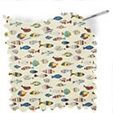 children fabric roman blinds gone fishing vintage thumbnail
