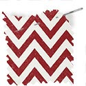 children fabric roman blinds isosceles flame thumbnail