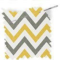 children fabric roman blinds isosceles saffron thumbnail