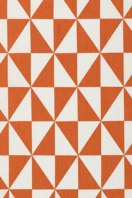 children fabric roman blinds rotation tangerine main
