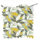 floral fabric roman blinds leafield duckegg thumbnail