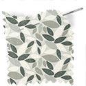 floral fabric roman blinds leafield pebble thumbnail