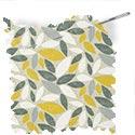 floral fabric roman blinds leafield saffron thumbnail
