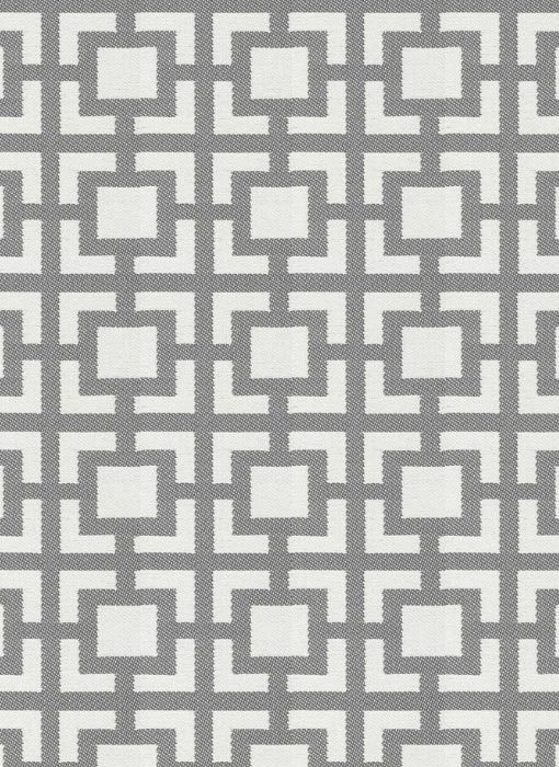 geometric fabric roman blinds mykonos tide main