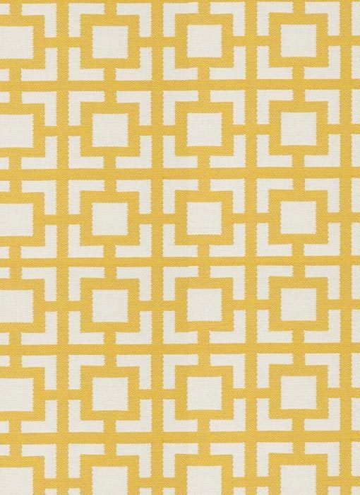 geometric fabric roman blinds mykonos zest main