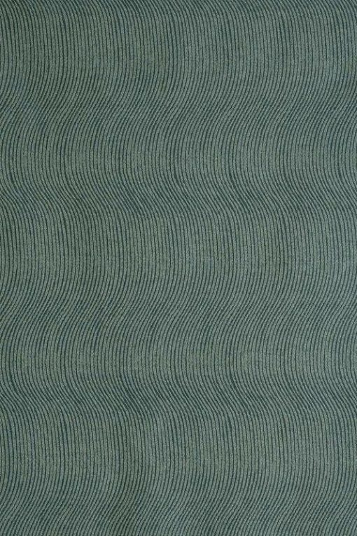 stripe fabric roman blinds waves ocean main