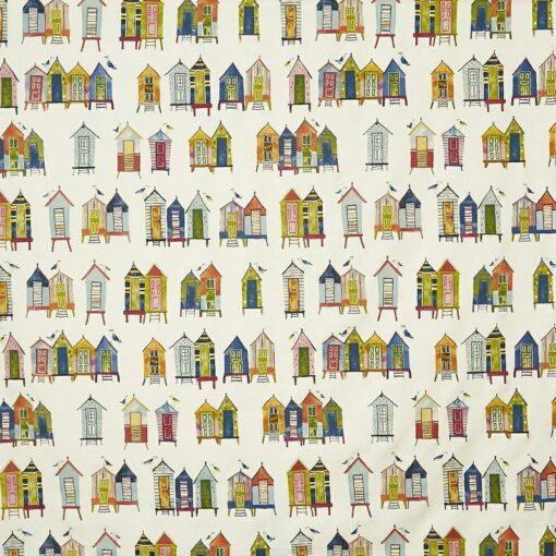 children fabric roman blinds beachhut neopolitan main