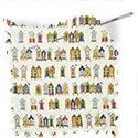children fabric roman blinds beachhut neopolitan thumbnail