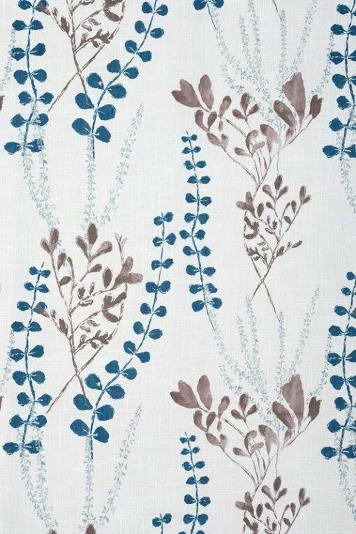 floral fabric roman blinds potpourri opal main