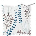 floral fabric roman blinds potpourri opal thumbnail