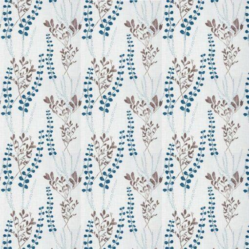 floral fabric roman blinds potpourri opal zoom