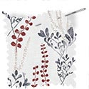 floral fabric roman blinds potpourri ruby living thumbnail