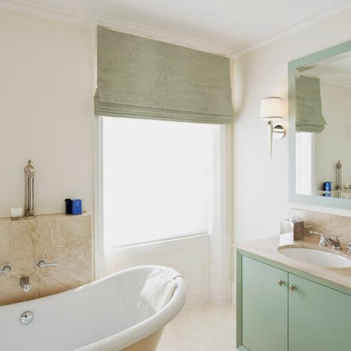 Erosion Haze Nature Inspired Design Bathroom Blinds NZ