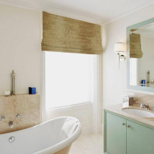Erosion Oxide Nature Inspired Design Bathroom Blinds NZ