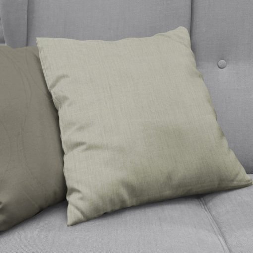 Bonny Dove Plain Fabric Cushion Covers