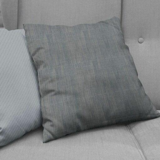 Bonny Granite Plain Fabric Cushion Covers