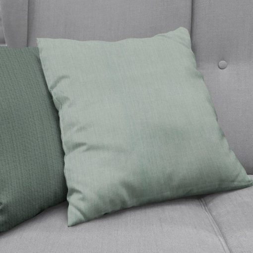Bonny Lichen Plain Fabric Cushion Covers