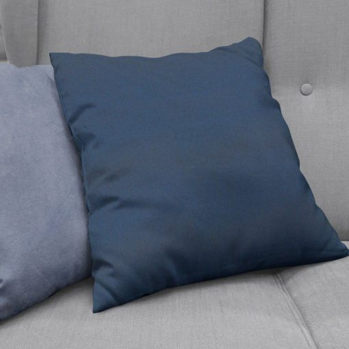 Bonny Midnight Plain Fabric Cushion Covers