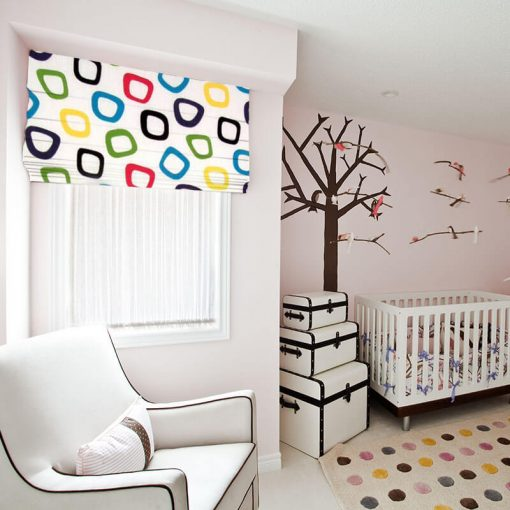 kids-room-roman-blinds-tuba-carnival