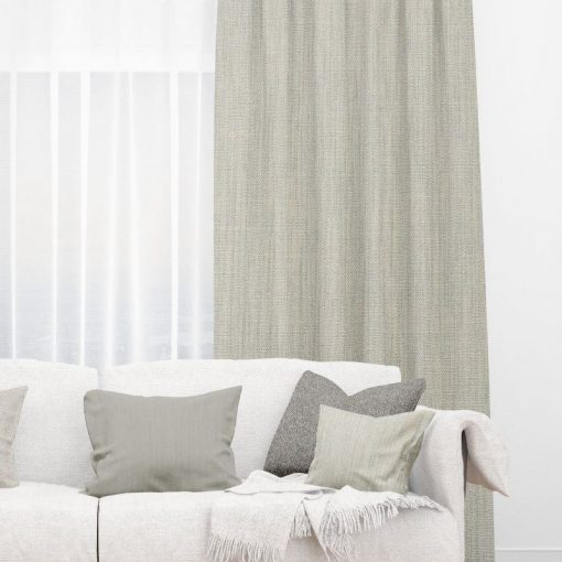 Bonny Micro Plain Fabric Curtains Online