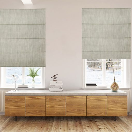Bonny Micro Plain Fabric Custom Made Blinds