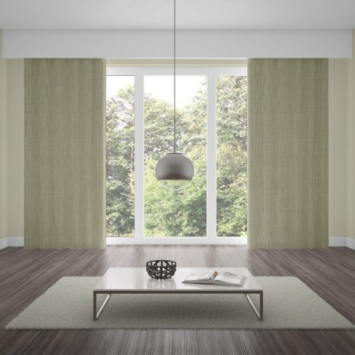 Bonny Dove Plain Fabric Curtains Online