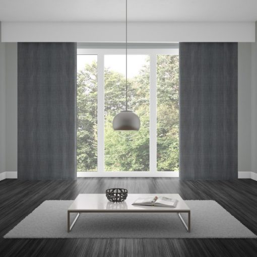 Bonny Granite Plain Fabric Curtains Online