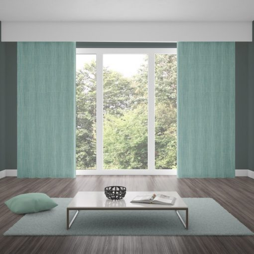 Bonny Nile Plain Fabric Curtains Online