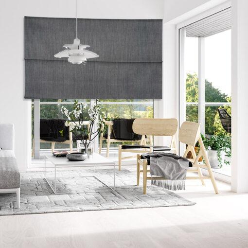 lounge-roman-blinds-bonny-charcoal
