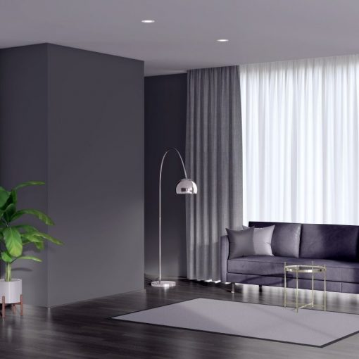 Bonny Metal Plain Fabric Curtains for Sale