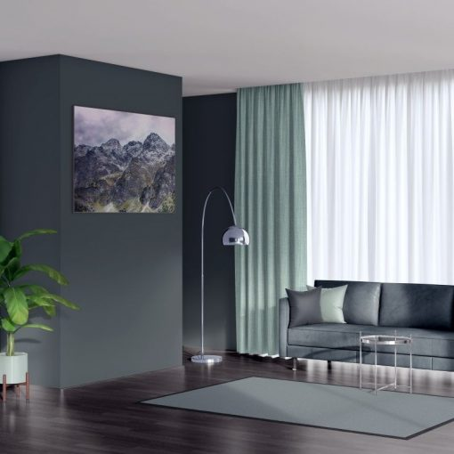 Bonny Nile Plain Fabric Curtains for Sale