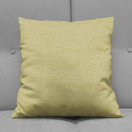 Envoy 2 Pear Fabric Plain Cushion Covers NZ