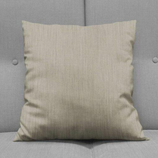 Bonny Ash Plain Fabric Cushions Online