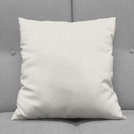 Bonny Eggshell Plain Fabric Cushions Online