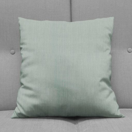 Bonny Lichen Plain Fabric Cushions Online