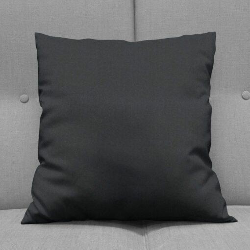 Bonny Onyx Plain Fabric Cushions Online