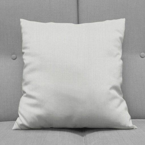 Bonny Pewter Plain Fabric Cushions Online