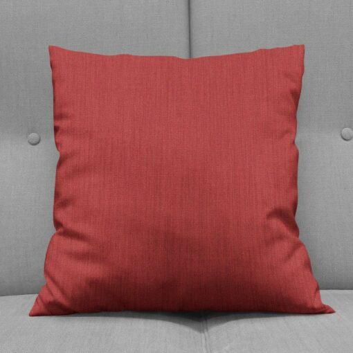 Bonny Salsa Plain Fabric Cushions Online